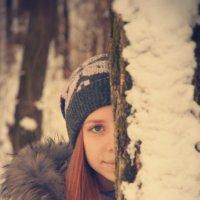 зима :: Polina Rastaturova