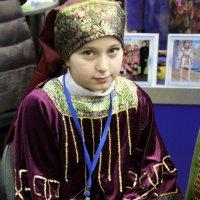 скромница с дальнего севера :: Олег Лукьянов