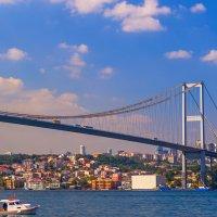 Босфорский мост :: Vitalij P