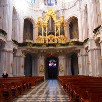 Католическая Придворная церковь,Дрезден :: Ирина ***