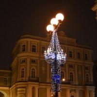 Новогодний фонарь :: Екатерина Харитонова