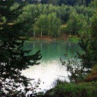 Зелёная вода :: Михаил Лобов (drakonmick)
