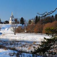 Морозным зимним днём :: Андрей Куприянов