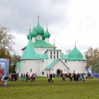 Храм святого Князя Александра Невского на Куликовом поле. :: Елена