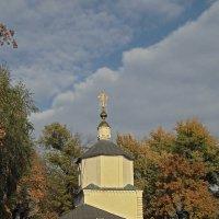 Древне-Успенская церковь в Липецке. :: Андрей