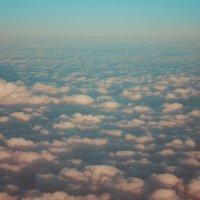 Над облаками :: Анечка Счастливая