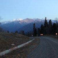 Горы Кавказа :: Владимир Чуриков