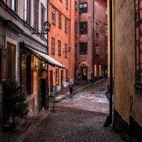 Старый город :: Анна Корсакова