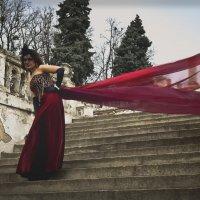 Дворцовые страсти :: Татьяна Кретова