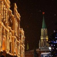 Новогодние огни :: Ксения Базарова