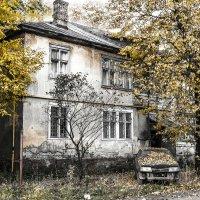Дома, затеряные во времени... :: Наталья