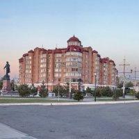 Памятник Петру 1 :: Сергей Сёмин