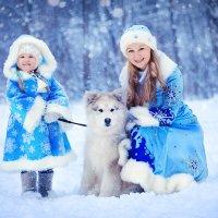 Снегурочки :: Жанна Шишкина