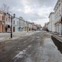 Вдоль по Спасской :: Валентин Котляров