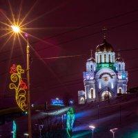 Новогодняя Самара. :: Сергей Исаенко