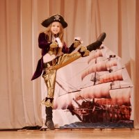На конкурсе танцевального искусства :: Дина Микрюкова