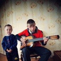 Песни под гитару :: Сергей Щеглов