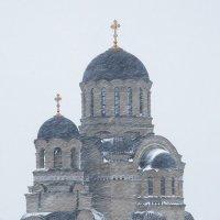 Собор Иоанна Кронштадтского. Волгоград. :: Наталья Филипсен