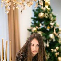 новогодние фотосессии в студии :: Solomko Karina