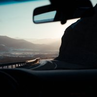 Дорога в горы :: Анзор Агамирзоев