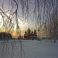 Храм :: Виктор Бондаренко