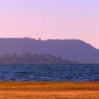 закат на озере :: Natalya секрет
