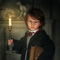 Детство Гарри Поттера :: Наташа Родионова
