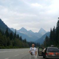 Национальный парк YOHO в Скалистых горах Канады. :: Владимир Смольников