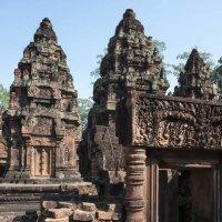 Бантей Срей (Ангкор) :: Dmitriy Sagurov