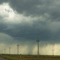 По дороге с облаками :: Сергей Kozlov