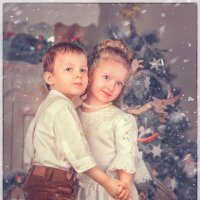 Детская нежность ! :: Евгения Малютина