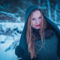 Закружила зима словно сон. :: Галина Мещерякова