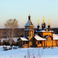 Храм Божий :: Владимир Филипенков