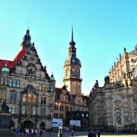 Дворец-резиденция династии Веттинеров :: Ирина ***