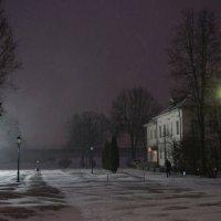 вечером :: Валентина Папилова