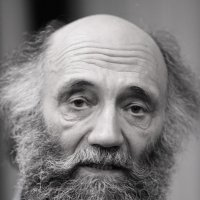 Проповедник (портрет Георгия Колосова) :: Анатолий Бастунский