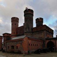 Остатки крепости Фридрихсбург :: Дмитрий Близнюченко
