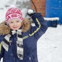 Снежки :: Андрей Ф