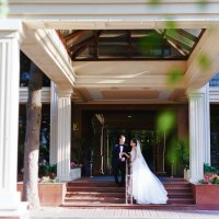Свадьба Сакена и Аяулым 23 августа 2014. :: Максим Акулов