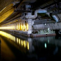 Объект 825 База ремонта подлодок в Балаклаве :: Александр Буторин