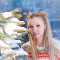 Ах снег снежок... :: Сергей Бутусов