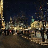 Ночь опускала шторы :: Ирина Данилова
