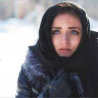 замерзла, обогрей меня.. :: Сергей Винтовкин