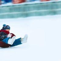 Какой русский не любит быстрой езды? :: Сергей Долганов