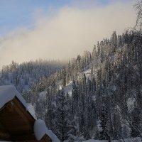 нежность  утреннего облака :: Александр Потапов