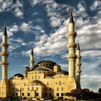 Мечеть :: Григорий Карамянц