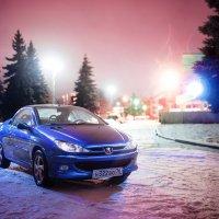 Peugeot 206 :: Михаил Шаров