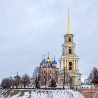 Рязанский Кремль :: Марина Назарова