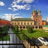 Высокопетровский монастырь :: mila