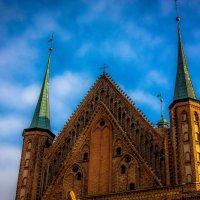 Кафедральный собор XIV века :: Игорь Вишняков